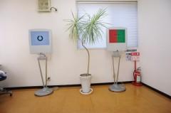 視力測定機器